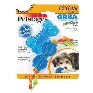 "Orka Petite Chew Pair 1.5"""