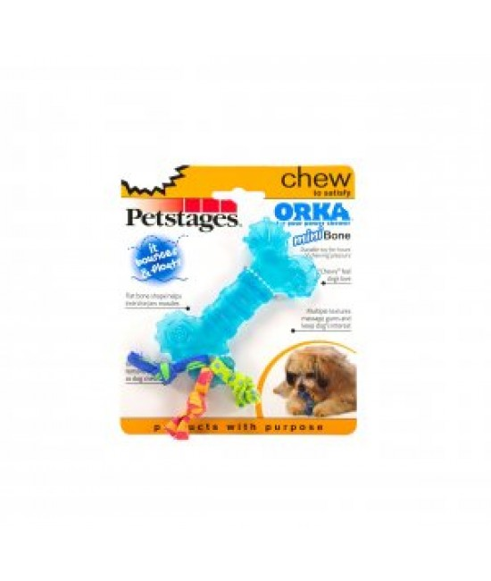 Petstages Mini Orka Bone, 狗狗產品, Petstages