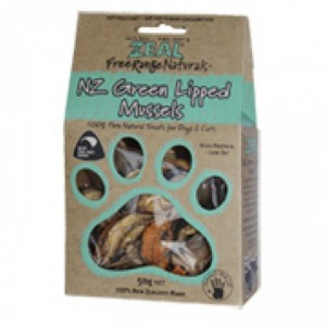 ZEAL Mussels 50g