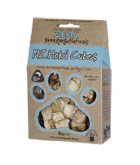 ZEAL 紐西蘭藍鱈魚粒 85g, 貓貓產品, ZEAL 岦歐