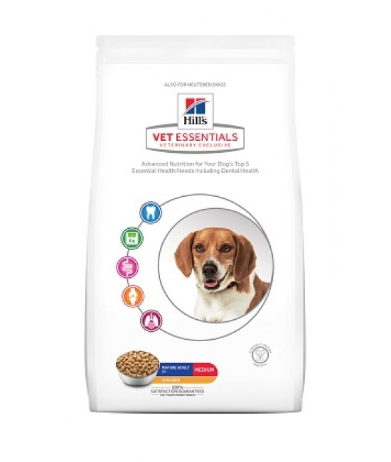 Canine Mature Adult 7+ Medium, Dog Products, Hill's 希爾思