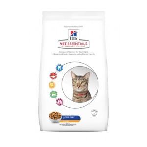 Hill's VetEssentials 獸醫保健寵物食品-高齡貓糧 1.5kg