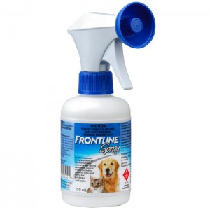 Frontline Spray 250ml 殺蚤噴霧