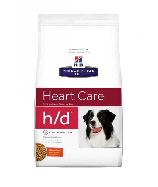 Hill's Prescription Diet h/d 心臟護理配方狗糧, 獸醫產品, Hill's 希爾思