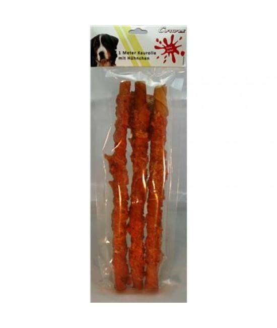 CORWEX 1米長咀嚼雞肉棒