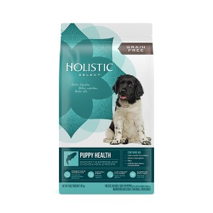 Holistic Select 活力滋幼犬海魚雞肉配方狗糧