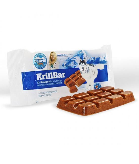KrillBar野生磷蝦油小食 110g