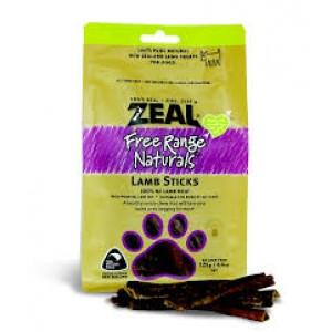 ZEAL 紐西蘭羊肉條 125g
