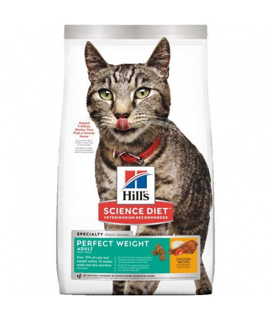 Hill's Science Diet 完美體態-成猫糧, ,