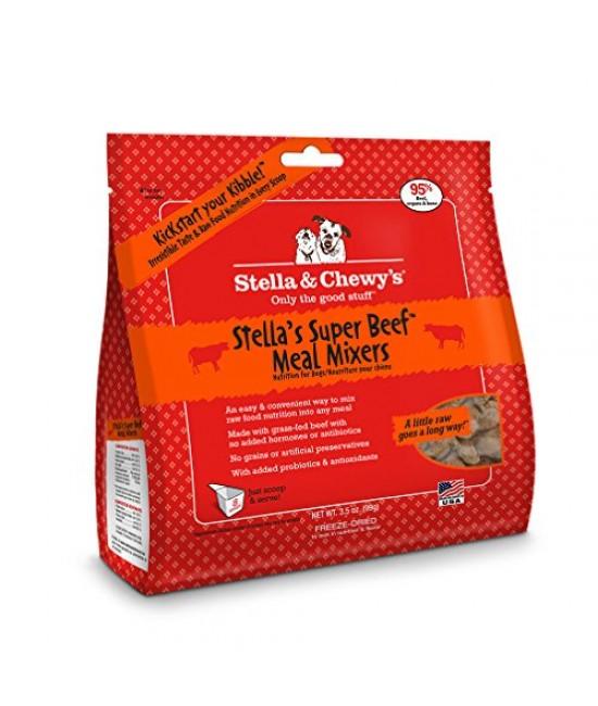 Stella&Chewy's牛魔王乾糧伴侶(牛肉配方)狗糧