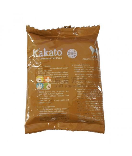 Kakato 卡格 狗糧試食 - 羊