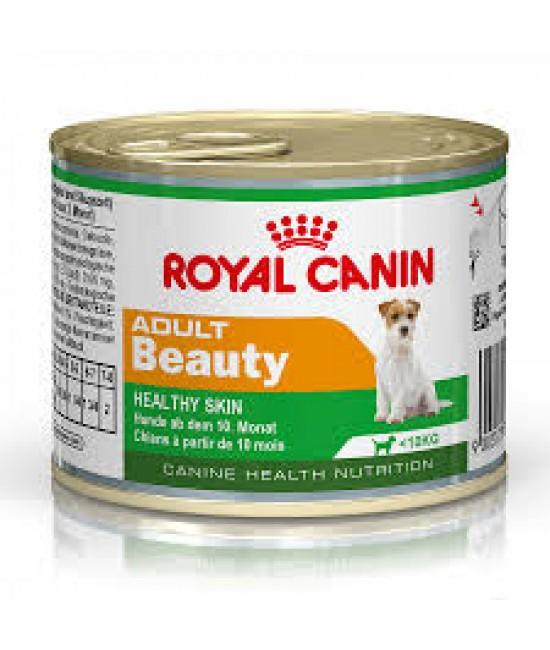 Royal Canin 法國皇家成犬美毛狗罐頭 - 195g