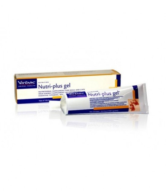 Virbac Nutri Plus Gel - 120g