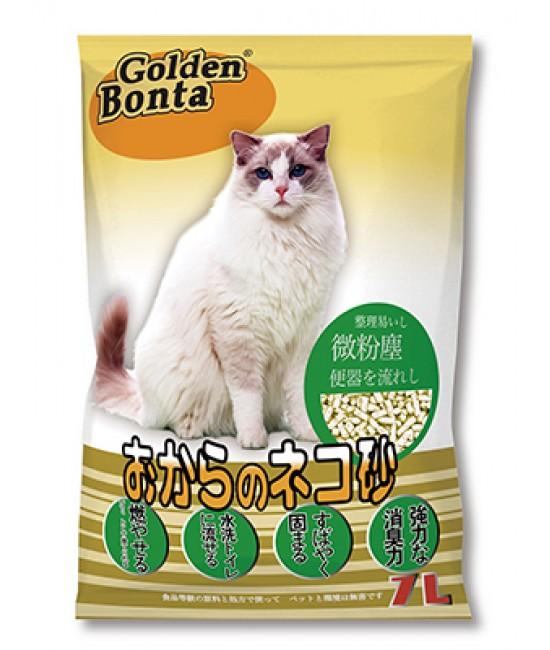 Golden Bonta 原味豆腐砂 7L(6)