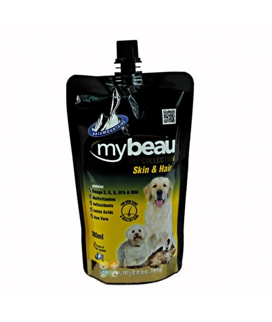 MyBeau® 皮膚毛髮配方 - 300ml(黃)