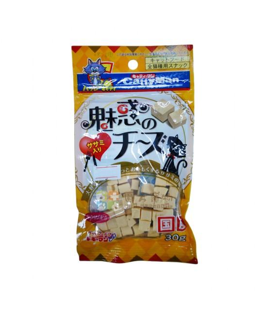 Cattyman 貓用芝士雞粒 (30g)
