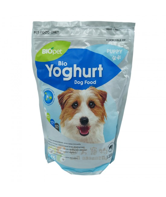 BIOpet 乳酪幼犬糧 - 1.25kg