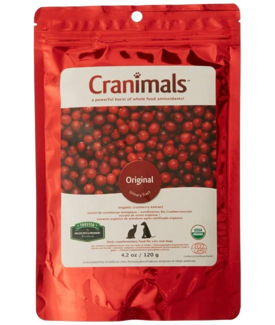 Cranimals 有機小紅莓粉, 貓貓產品, Cranimals