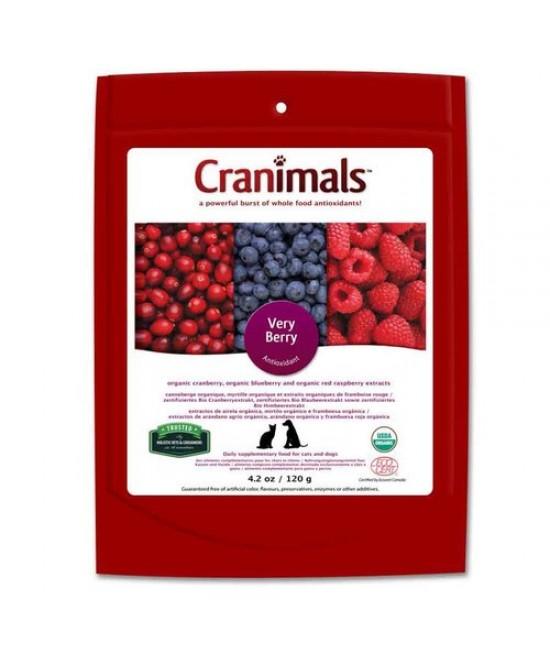 Cranimals 有機什莓粉