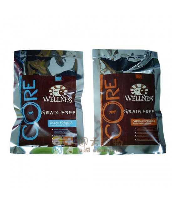 Wellness Grain Free 狗糧試食