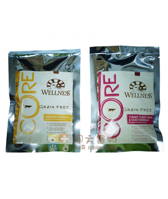 Wellness Grain Free 貓糧試食
