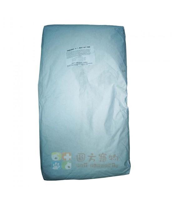 A-N 無包裝貓糧(白袋) - 50磅