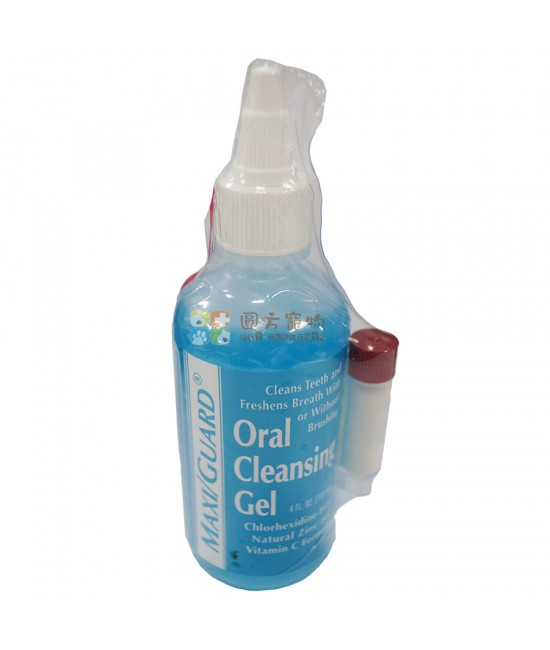 Oral Cleansing Gel