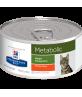 Hill's Prescription Diet Metabolic 肥胖基因代謝配方貓罐頭 - 5.5oz, 獸醫產品, Hill's 希爾思