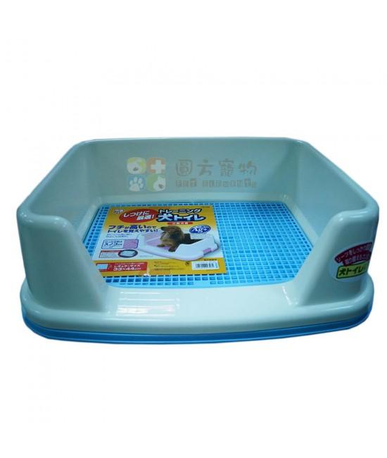 日本 IRIS TRT-500 高身有隔狗廁所