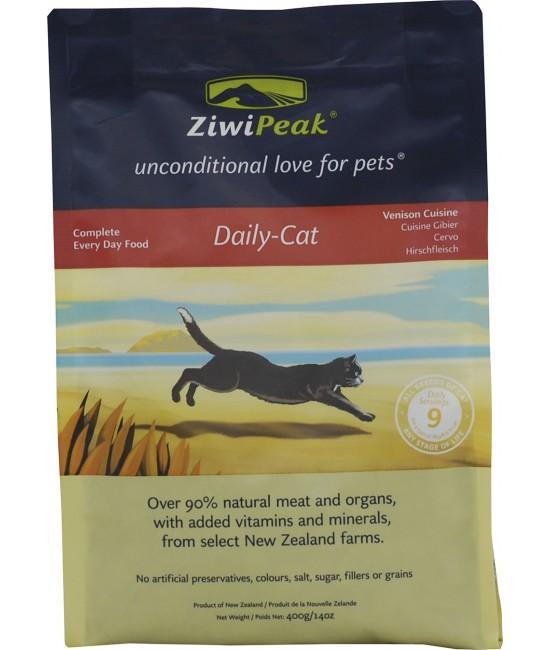 ZiwiPeak 鹿肉貓糧 - 14oz, 貓貓產品, ZiwiPeak 巔峰