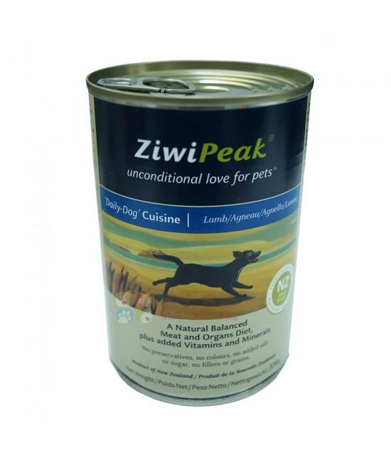 ZiwiPeak 羊肉狗罐頭 - 13oz, 狗狗產品, ZiwiPeak 巔峰