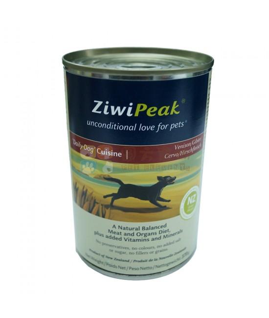 ZiwiPeak 鹿肉狗罐頭 - 13oz, 狗狗產品, ZiwiPeak 巔峰