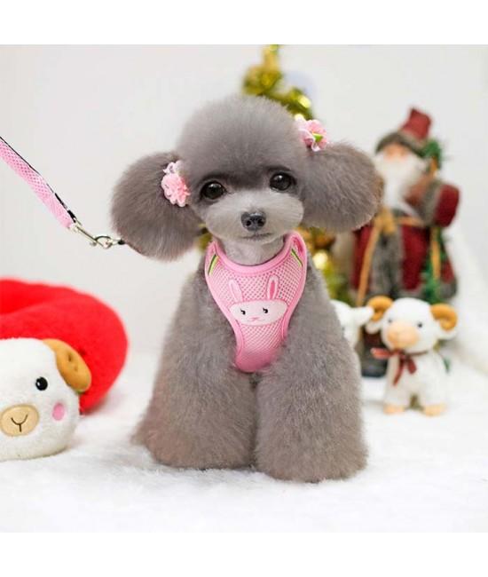 KOJIMA - 透氣三文治兔子胸帶 (粉色)