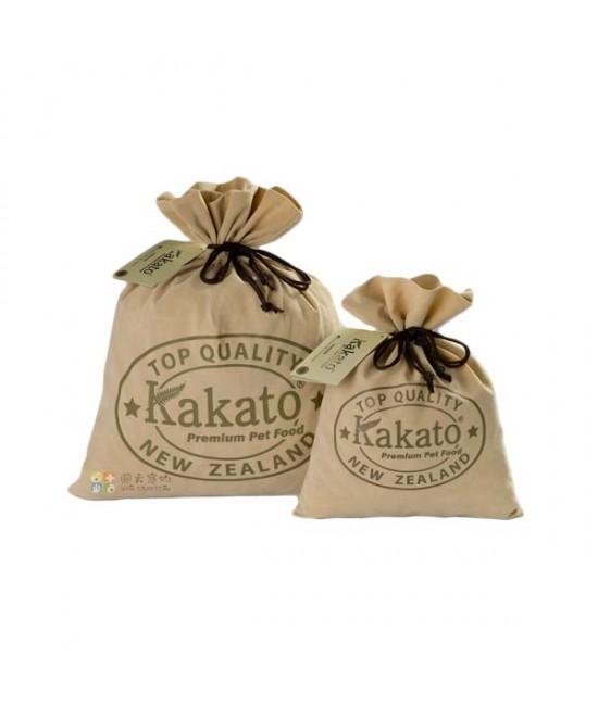 Kakato 鹿肉+魚肉 貓乾糧 - 2.5kg