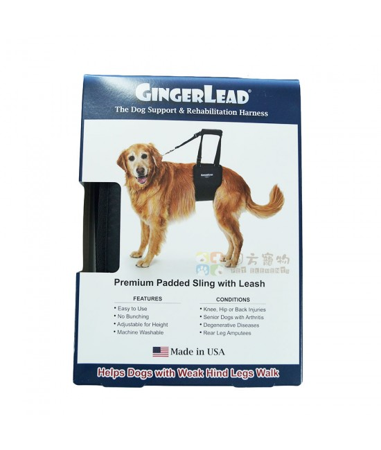Gingerlead 狗復康步行輔助帶