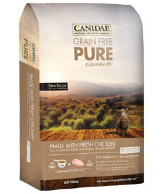 CANIDAE 卡比 無穀物多元配方貓糧 - 雞、火雞、羊、魚肉, 貓貓產品, Canidae 卡比
