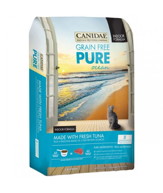 CANIDAE 卡比 無穀物吞拿魚配方貓糧 - 吞拿魚, 貓貓產品, Canidae 卡比