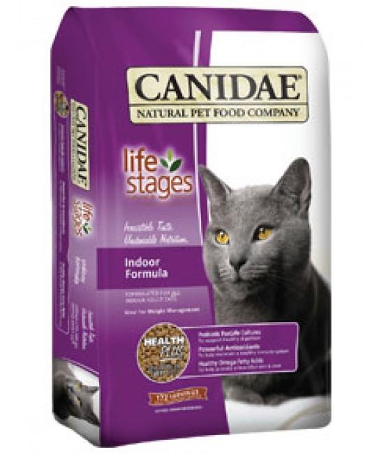 CANIDAE 卡比 室內除臭配方貓糧 - 雞、火雞、羊、魚肉