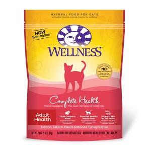 Wellness 全能配方三文魚成貓糧