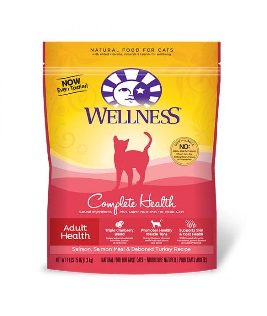 Wellness 全能配方三文魚成貓糧, 貓貓產品, Wellness