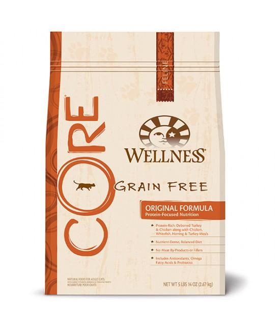 Wellness Core 無穀物魚肉拼雞肉貓糧