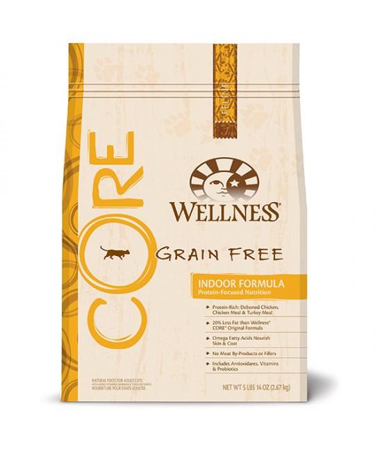Wellness Core 無穀物室內除臭貓糧