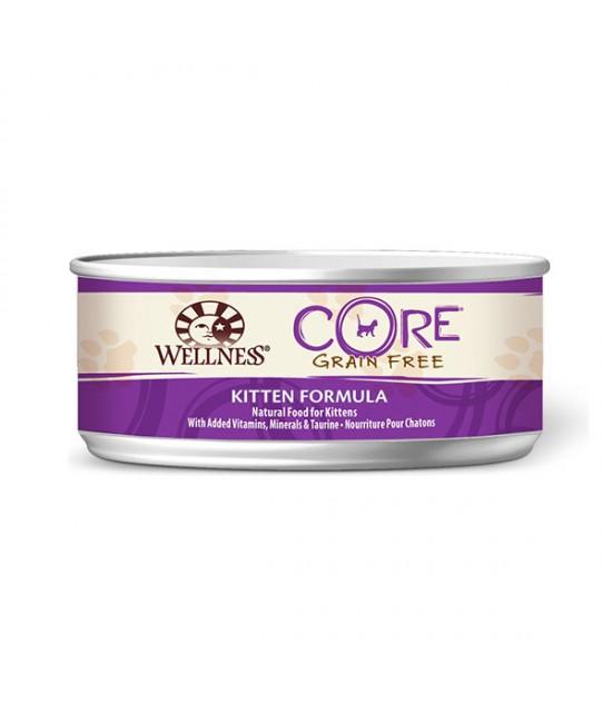 Wellness Core 無穀物貓罐頭 - 幼貓配方 - 5.5oz