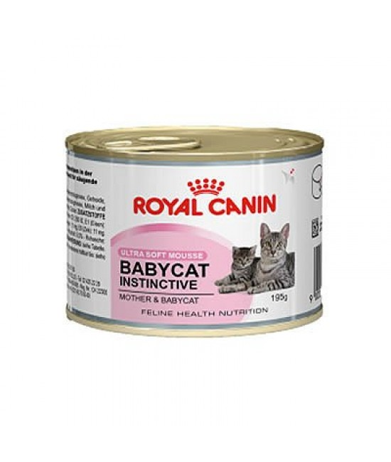 Royal Canin 法國皇家BB貓配方(BB02) 貓濕糧 195g