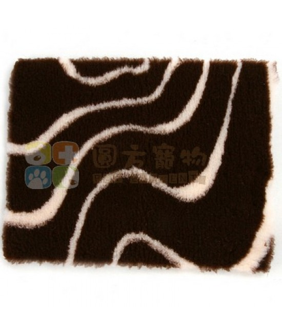 Petlife VetBed(獸醫專用)保暖乾爽床墊 奶油色 & 啡色 漩渦紋