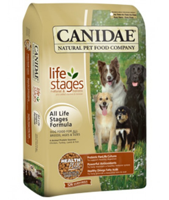 CANIDAE 卡比 原味配方狗糧 - 雞、火雞、羊、魚肉, 狗狗產品, Canidae 卡比