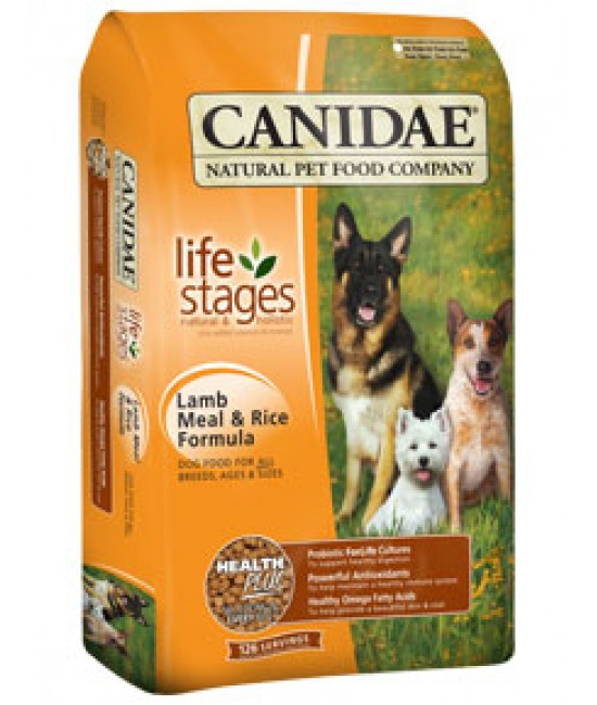 CANIDAE 卡比 羊肉紅米配方狗糧, 狗狗產品, Canidae 卡比