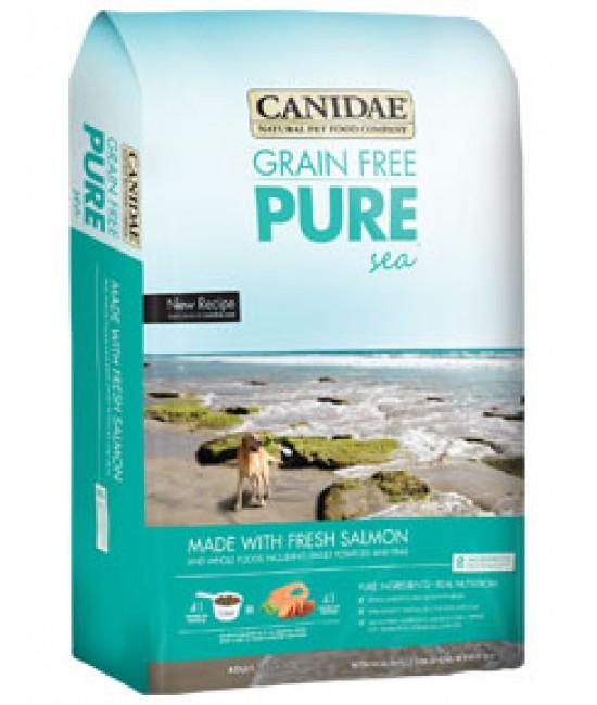 CANIDAE 卡比 無穀物海洋配方狗糧(三文魚肉), 狗狗產品, Canidae 卡比
