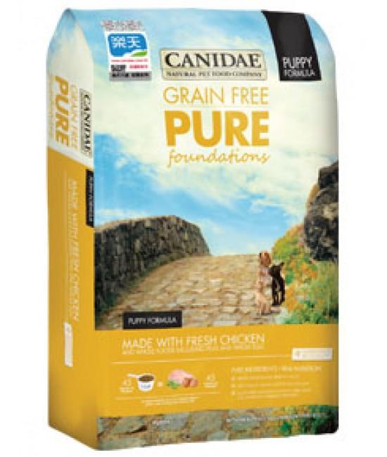 CANIDAE 卡比 無穀物幼犬配方狗糧 - 鮮雞肉配鯡魚, 狗狗產品, Canidae 卡比