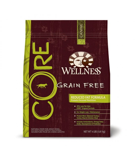 Wellness Core 無穀物減肥狗糧, 狗狗產品, Wellness